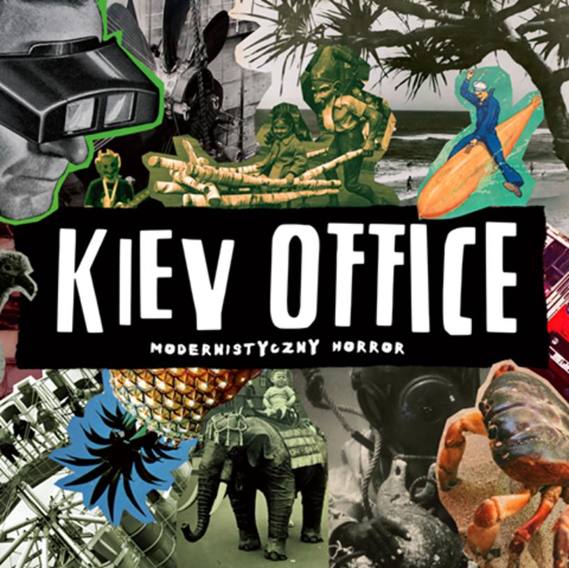 """""""Makłowicz w podróży"""" to pierwszy utwór grupy Kiev Office, promujący ich nową płytę """"Modernistyczny horror""""."""