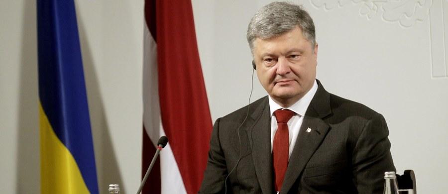 Prezydent Ukrainy Petro Poroszenko ocenił, że decyzja o zakazie wjazdu do jego kraju dla reprezentantki Rosji w konkursie Eurowizji, Julii Samojłowej, jest uzasadniona. Oskarżył też rosyjskie władze, że chciały urządzić prowokację.