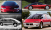 Buick Wildcat i Pontiac Trans Sport - linia i wnętrze