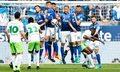 Schalke 04 Gelsenkirchen - VfL Wolfsburg 4-1. Błaszczykowski wypracował karnego