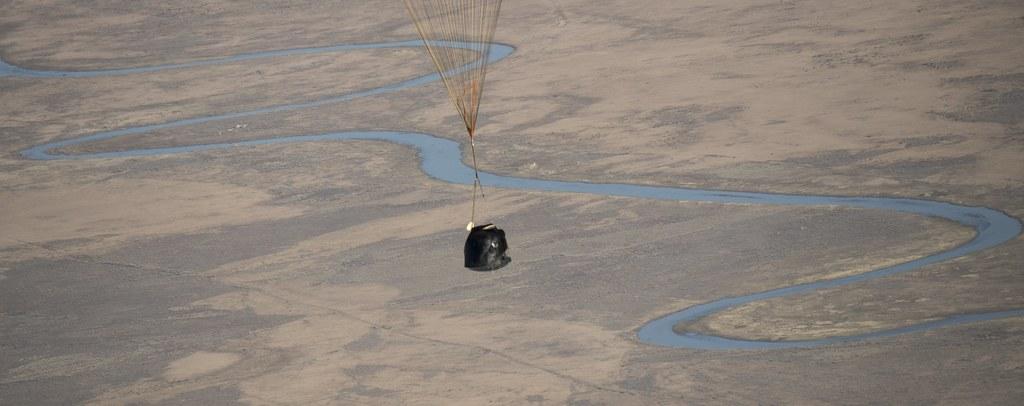 PAP/EPA/NASA Handout/BILL INGALLS