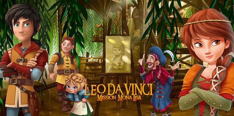 We Włoszech powstaje film animowany o Leonardzie da Vincim jako 14-letnim genialnym wynalazcy. Jego twórcy ujawnili, że przy projekcie współpracują z jedną z polskich firm producenckich.