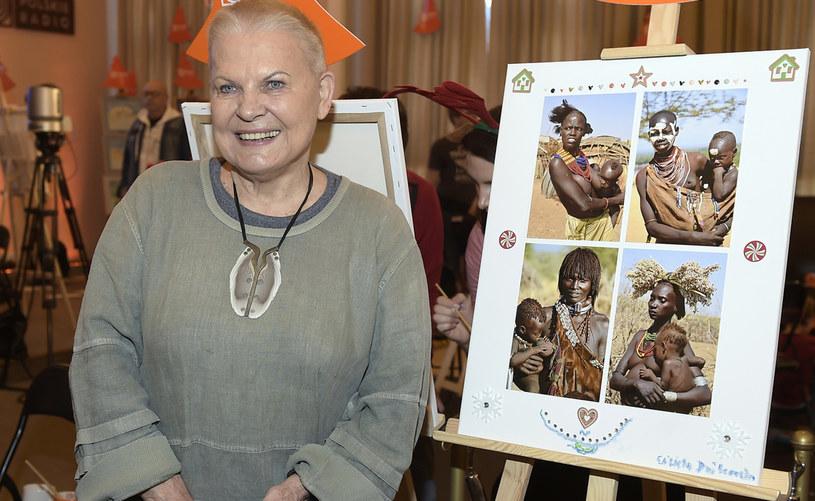 - Z moim mężem, Tonym Halikiem, łączyła mnie miłość i praca, a to dwie największe siły, które napędzają do życia – mówi nam Elżbieta Dzikowska. Znana podróżniczka i dziennikarka niedawno skończyła 80 lat i ani myśli o emeryturze.