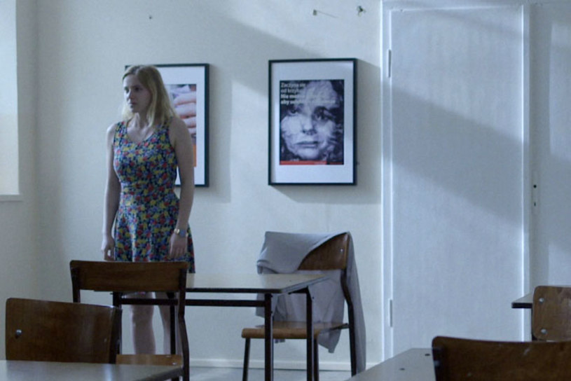 """""""Koniec widzenia"""" w reżyserii Grzegorza Mołdy znalazł się wśród 9 filmów z całego świata, które powalczą o Złotą Palmę w Konkursie Filmów Krótkometrażowych na tegorocznym festiwalu w Cannes."""