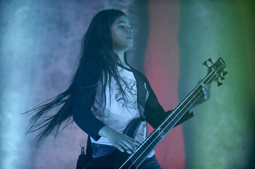 Za nami pierwsze koncerty grupy Korn, którą na scenie wspiera 12-letni Tye Trujillo, syn basisty Metalliki.
