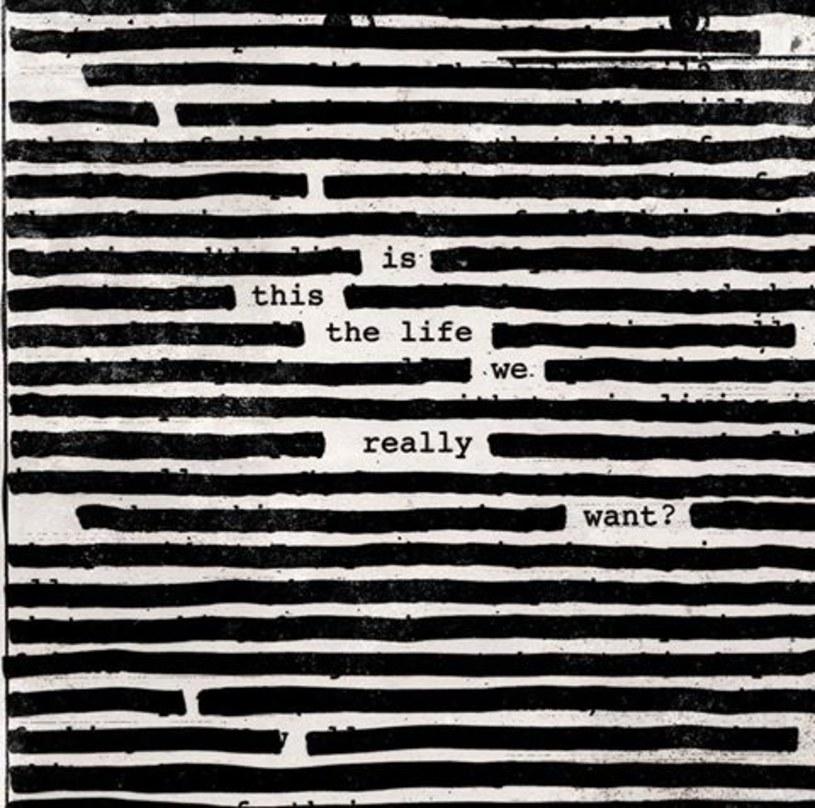 """Poznaliśmy okładkę i szczegóły nadchodzącej płyty """"Is This the Life We Really Want?"""" Rogera Watersa. Będzie to pierwsza solowa płyta byłego lidera Pink Floyd po prawie 25-letniej przerwie."""