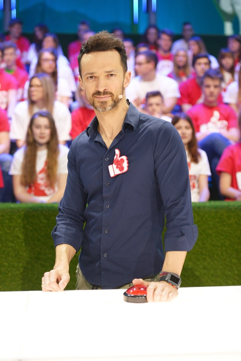 """W ósmym odcinku """"Kocham Cię, Polsko!"""" aktor Rafał Cieszyński wyznał, dlaczego z nich zrezygnował ze studiów w Los Angeles"""