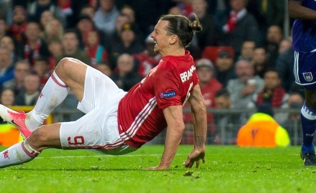 Piłkarz Manchestru United Zlatan Ibrahimovic nie zagra do końca sezonu - podał serwis Sky Sports. Szwed doznał kontuzji kolana w drugiej połowie czwartkowego meczu rewanżowego 1/4 finału Ligi Europejskiej z Anderlechtem Bruksela (2:1 po dogrywce).
