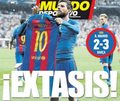 """Real - Barcelona 2-3. """"Najlepszy spektakl na świecie"""""""