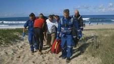 Lotnicze akcje ratunkowe - Pacyfik