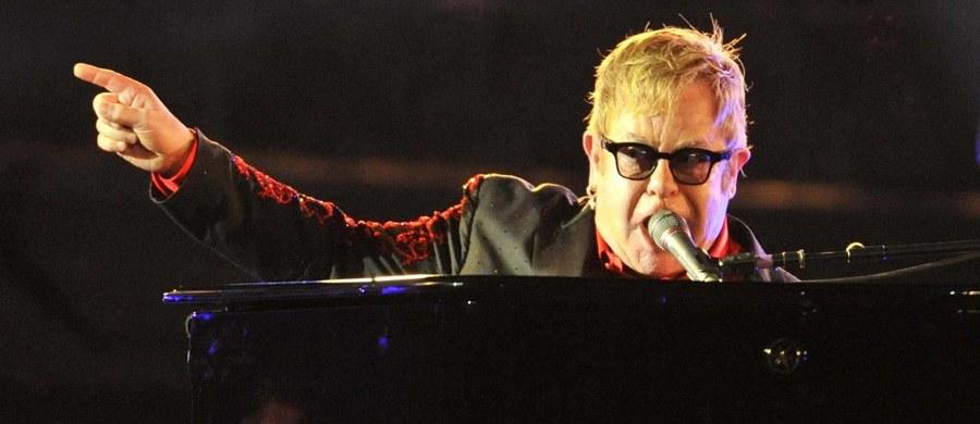 Elton John odwołał koncerty w Stanach Zjednoczonych. Powodem było zakażenie potencjalnie śmiertelną bakterią.