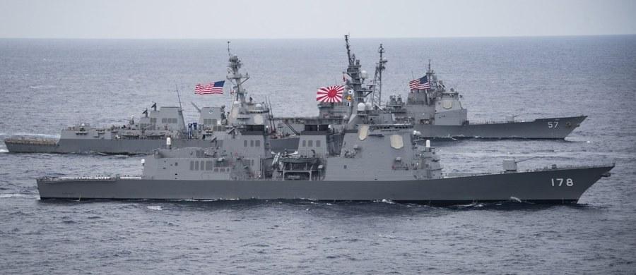 """Rząd w Seulu potwierdził, że na Morzu Japońskim trwają ćwiczenia południowokoreańskiej marynarki wojennej z Amerykanami. W tym dniu USA i Korea Południowa zakończyły inne, doroczne ćwiczenia wojskowe """"Foal Eagle""""."""