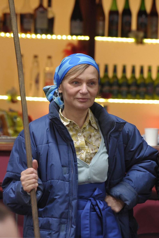 """Solejukowa, postać wykreowana przez Katarzynę Żak w serialu """"Ranczo"""", zaskarbiła sobie wielką sympatię Polaków. Mimo że ostatni klaps na planie produkcji padł półtora roku temu, aktorka wciąż czuje sentyment do swojej bohaterki. Urzeka ją zwłaszcza różnorodność Solejukowej."""