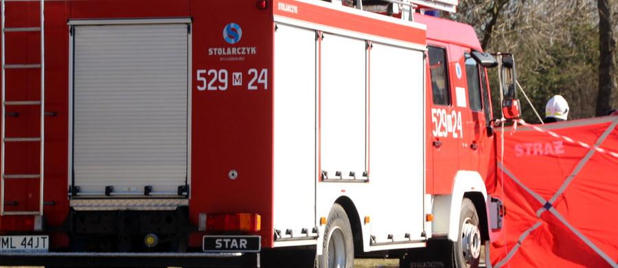 Płonie składowisko odpadów w Krośnie Odrzańskim w Lubuskiem. Informację, która dostaliśmy na Gorącą Linię RMF FM, potwierdzili strażacy.
