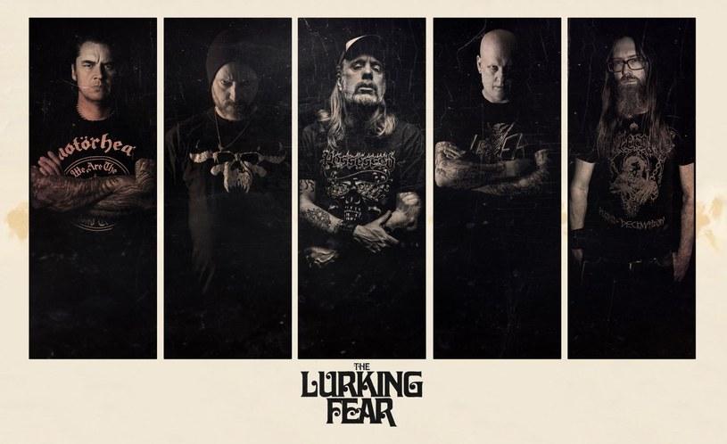 Deathmetalowa supergrupa The Lurking Fear ze Szwecji kończy nagrania debiutanckiego albumu.