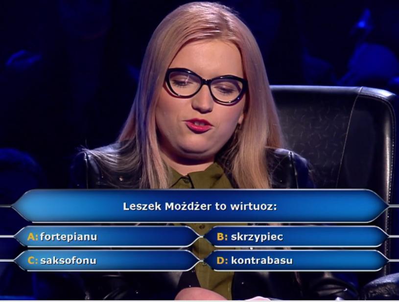 """Jednym z najpopularniejszych polskich jazzmanów, znanym także na całym świecie, jest Leszek Możdżer. To właśnie on był bohaterem jednego z pytań w ostatnim odcinku """"Milionerów""""."""