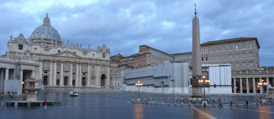 W zeszłym roku spadła liczba budzących podejrzenia transakcji w Watykanie - poinformował działający tam Urząd Informacji Finansowej. W 2015 roku odnotowano 544 takie operacje, a w 2016 r.  - 207.