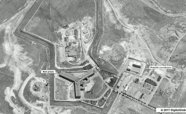 Syryjski rząd zaprzeczył we wtorek oskarżeniom USA, że w jednym z więzień w Syrii wybudowano krematorium, które może być wykorzystywane do pozbywania się zwłok więźniów.
