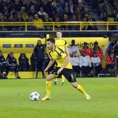 Piłka nożna: Puchar Niemiec - mecz finałowy: Eintracht Frankfurt - Borussia Dortmund