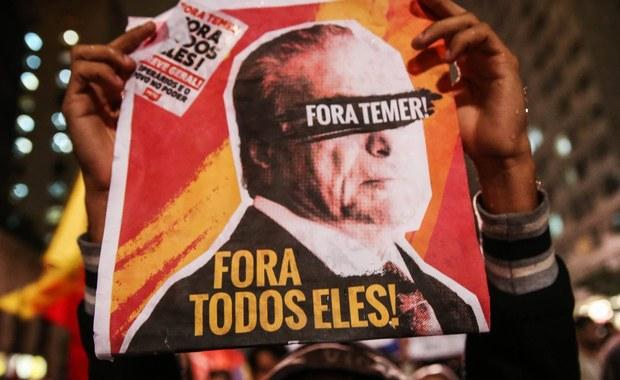 Prokurator generalny Brazylii Rodrigo Janot ogłosił w piątek, że prezydent Michel Temer i były kandydat na prezydenta, senator Aecio Neves podjęli wspólne działania, aby uniemożliwić wdrożenie dochodzeń w sprawie korupcji na najwyższych szczeblach władzy.