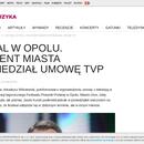 Festiwal w dwóch Opolach ?