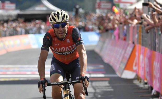Vincenzo Nibali (Bahrain-Merida) wygrał w Bormio 16. etap kolarskiego wyścigu Giro d'Italia i został pierwszym włoskim triumfatorem w setnej edycji imprezy. Prowadzenie utrzymał Holender Tom Dumoulin (Sunweb), choć do zwycięzcy stracił ponad dwie minuty.