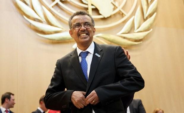 Światowa Organizacja Zdrowia (WHO) poinformowała we wtorek, że na jej nowego dyrektora generalnego wybrany został były minister zdrowia i były szef dyplomacji Etiopii Tedros Adhanom Ghebreyesus.