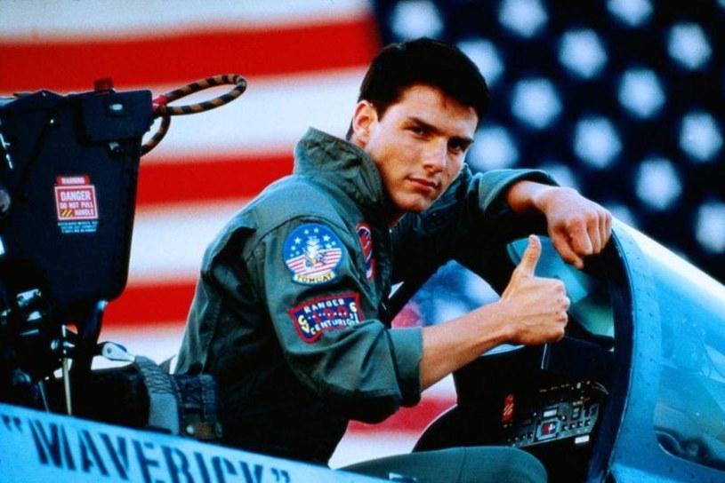 """Tom Cruise potwierdził, że w ciągu najbliższych 12 miesięcy rozpoczną się zdjęcia do sequela przeboju lat 80. """"Top Gun"""". Podobnie jak w produkcji z 1986 roku hollywoodzki gwiazdor zagra główną rolę - pilota o pseudonimie Maverick."""