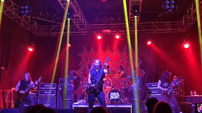 Na przełomie listopada i grudnia dwukrotnie w naszym kraju zagrają deathmetalowi weterani z Morbid Angel.