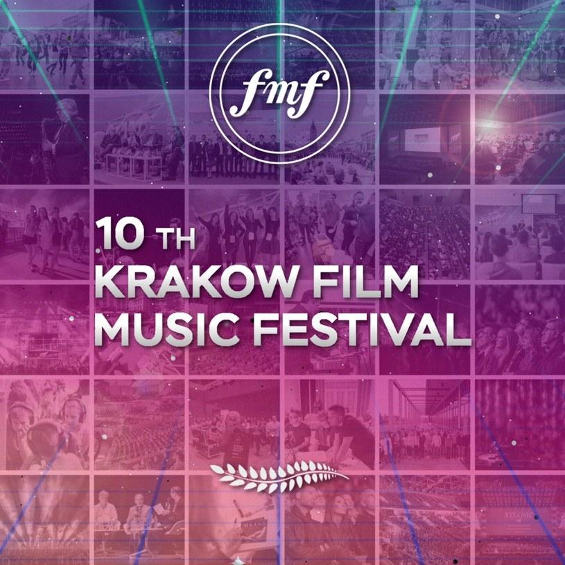Sześćdziesiąt premier światowych i jedenaście polskich, osiemnaście koncertów, cztery pokazy filmowe, w tym dwa z muzyką na żywo, pięćdziesięciu trzech kompozytorów i pięćset pięćdziesięciu wykonawców grających na przeszło sześciuset instrumentach - oto bilans zakończonego 10. Festiwalu Muzyki Filmowej w Krakowie.