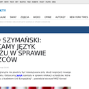 Polski rząd wyciąga ręce po kase, ale od siebie nic nie daje !