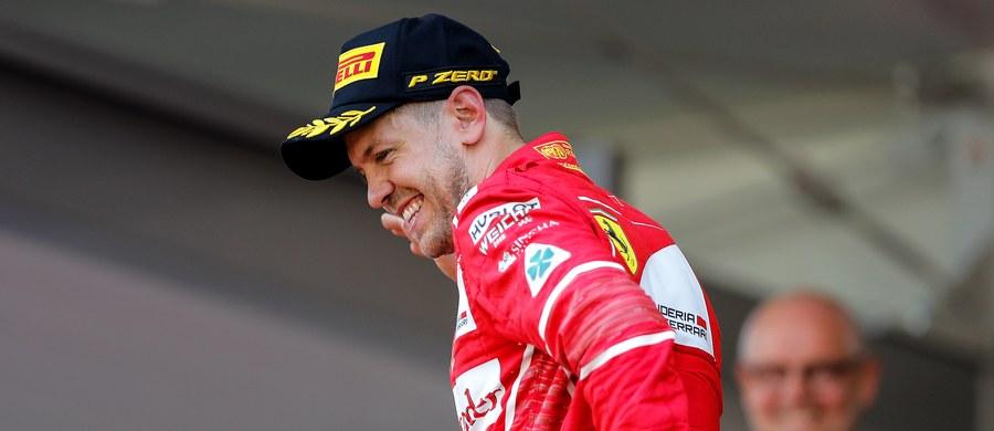 Niemiec Sebastian Vettel z zespołu Ferrari wygrał na ulicznym torze w Monte Carlo wyścig o Grand Prix Monako, szóstą rundę mistrzostw świata Formuły 1. To jego 45. zwycięstwo w tym cyklu, a trzecie w tym roku.