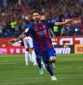 """Lionel Messi wygrał klasyfikację """"Złotego Buta"""" 2016/17"""