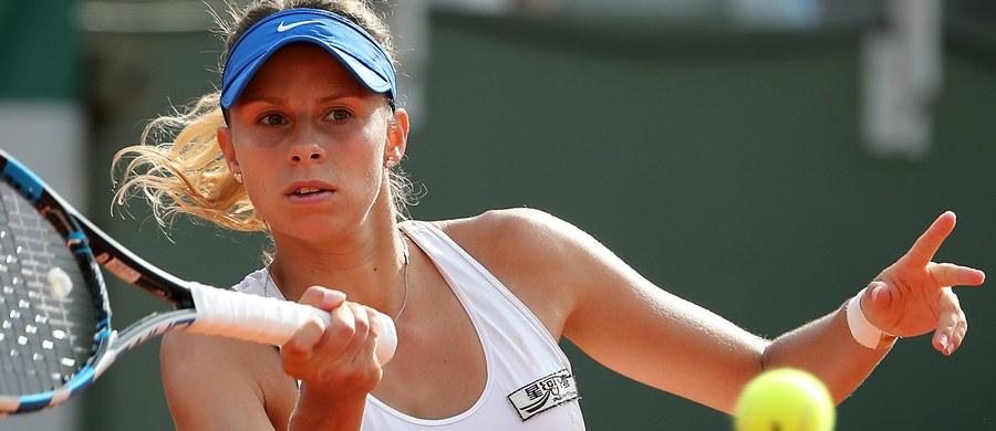 Magda Linette pokonała francuską tenisistkę Alize Lim 6:0, 7:5 w pierwszej rundzie turnieju French Open. 25-letnia Polka po raz drugi w karierze awansowała do drugiej fazy wielkoszlemowej rywalizacji w singlu.