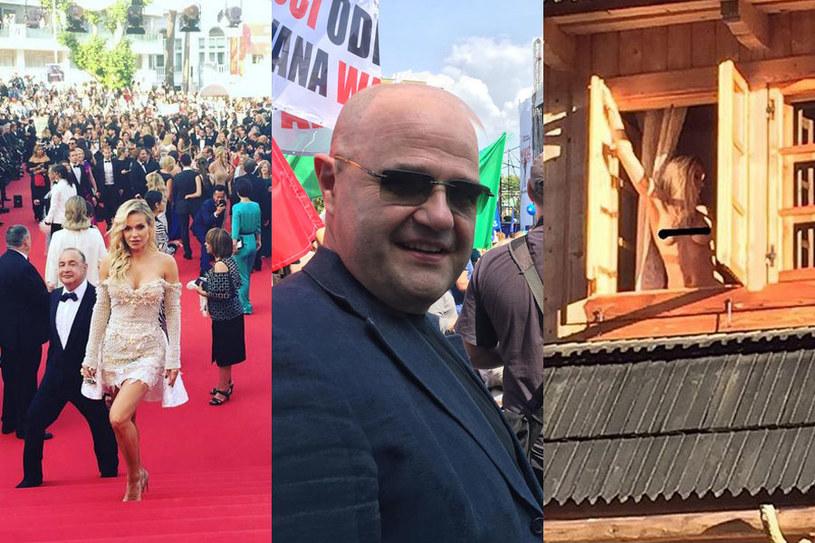 Maj w mediach społecznościowych upłynął pod znakiem festiwali: odwołanego Festiwalu Polskiej Piosenki w Opolu i pełnego światowych gwiazd Festiwalu Filmowego w Cannes. Z pierwszego żarty robił sobie Maciej Stuhr. Na drugim wielką wpadkę zaliczyła Doda. W międzyczasie Cezary Żak podzielił fanów zdjęciem z Marszu Wolności, a Michał Żebrowski pochwalił się nagą żoną. Kto z nich wzbudził wśród internautów największą sensację?