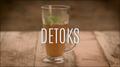 Napój detoksykacyjny - jak go zrobić w domu?