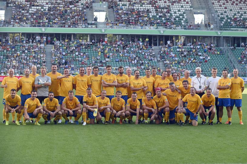 Nie z drużyną TVP, tylko z reprezentacją Wielkiej Orkiestry Świątecznej Pomocy rozegra coroczny charytatywny mecz piłkarski drużyna TVN-u.