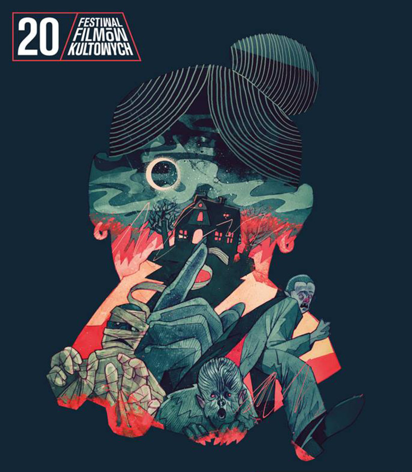 Ponad 50 filmów pokazanych zostanie na 20. Festiwalu Filmów Kultowych, który rozpocznie się w piątek w Gdańsku. Projekcje odbywać się będą m.in. w byłych i obecnych stoczniowych halach, a także w punkcie kasacji pojazdów. Impreza potrwa do 17 czerwca.