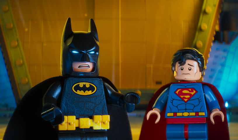 """Animowana komedia """"LEGO Batman. Film"""" jest już dostępna na płytach 4K Ultra HD Blu-ray, Blu-ray 3D, Blu-ray i DVD."""