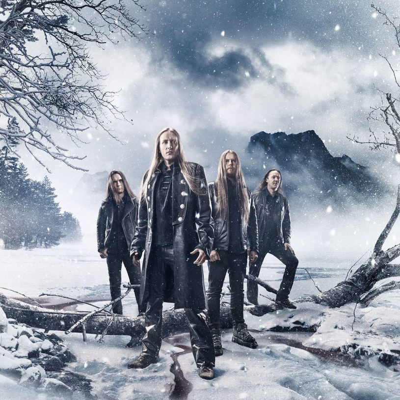 We wrześniu aż trzy koncerty w naszym kraju zagra fińska grupa Wintersun.