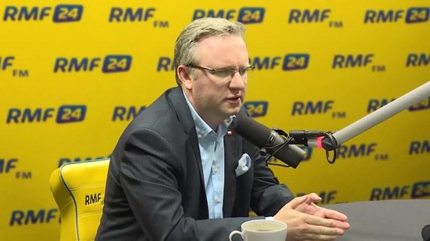 Szczerski w Porannej rozmowie RMF (19.06.17).