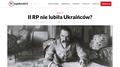 II RP nie lubiła Ukraińców? | Jagielloński24.pl
