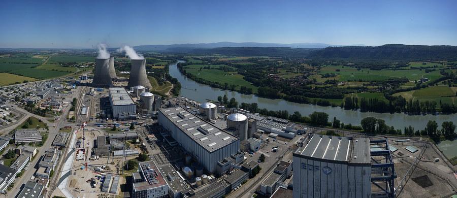 W poniedziałek w elektrowni atomowej Bugey w południowo-wschodniej Francji wybuchł pożar. Jak informują służby, nikt nie został poszkodowany.