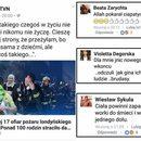 Tak prawdziwi Polacy czczą tragicznie zmarłych