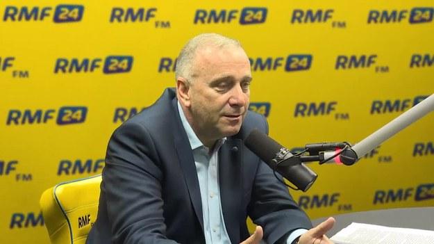 Schetyna w Porannej rozmowie RMF (21.06.17).