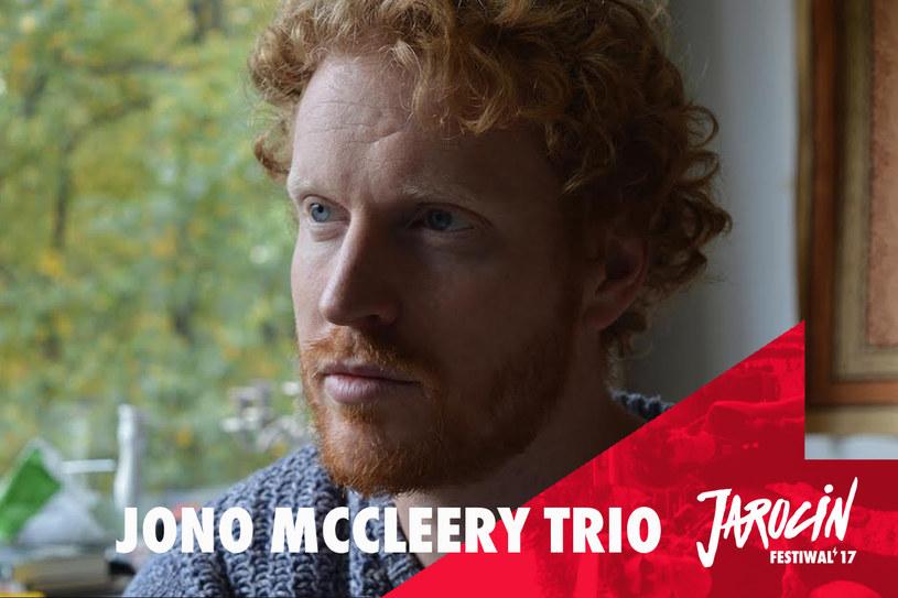 Do programu tegorocznej edycji Jarocin Festiwalu dołączył londyńczyk Jono McCleery, który wystąpi ze swoim trio.
