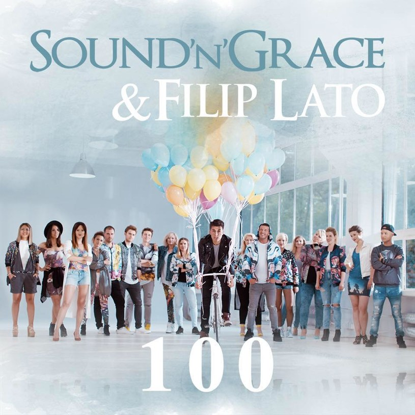 """Utwór """"100"""" zapowiada nową płytę chóru Sound'n'Grace, która ma pojawić się w listopadzie."""