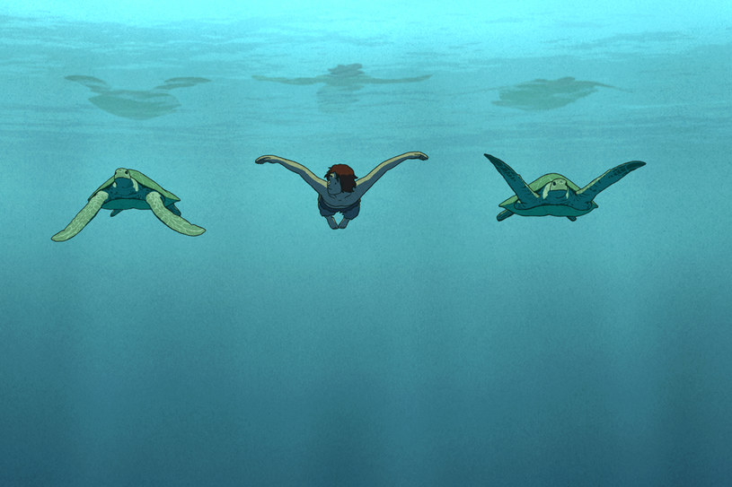 Dudok de Wit zaprasza w magiczny świat animacji. Połączenie wrażliwości holenderskiego artysty i tradycji słynnego japońskiego Studia Ghibli przyniosło niezwykły efekt. Piękna przypowieść o rozbitku, który spędza życie na pozornie bezludnej wyspie.