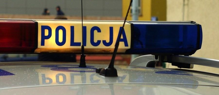 Niebezpiecznego furiata zatrzymano w Czeladzi w Śląskiem. Najpierw bez powodu zaatakował dziecko, a potem chciał nożem zranić policjantów.