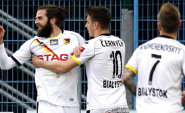 Piłkarze Jagiellonii Białystok pokonali na wyjeździe Dinamo Batumi 1:0 (0:0) w meczu pierwszej rundy kwalifikacyjnej Ligi Europejskiej. Spotkanie odbyło się w Kutaisi. Gola w 49. minucie zdobył Irlandczyk Cillian Sheridan. Rewanż 6 lipca w Białymstoku.